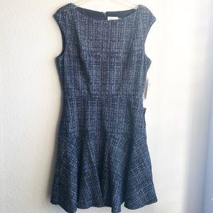 Eliza J Dresses - NWT | Eliza J Tweed Fit & Flare Dress